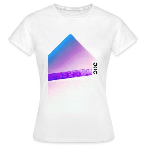 PYRAMID - T-shirt Femme