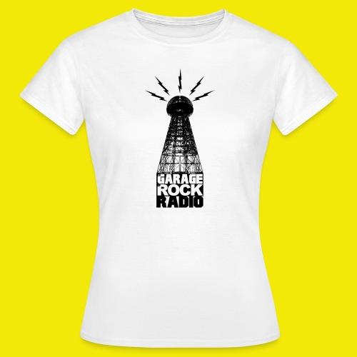 LE GARAGE OF ROCK RADIO - LIMITED EDITION - T-shirt Femme