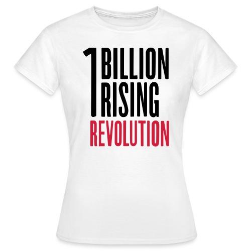1br rev vertical sta76901B - Women's T-Shirt