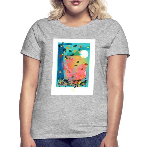Fall - Dame-T-shirt