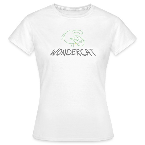 wondercat1 - Women's T-Shirt