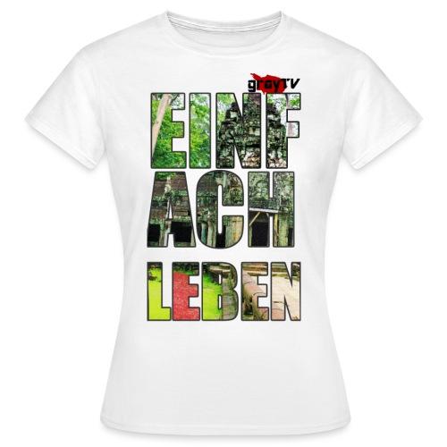 FERTIG SHIRT MIT LOGO png - Frauen T-Shirt