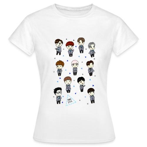 bro101 producestyle printready jpg - Women's T-Shirt