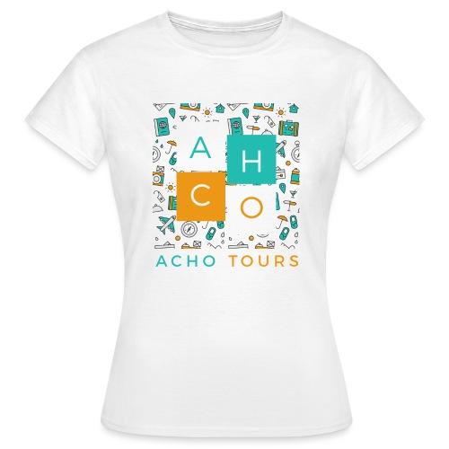"ACHOtours ""fun"" - Camiseta mujer"