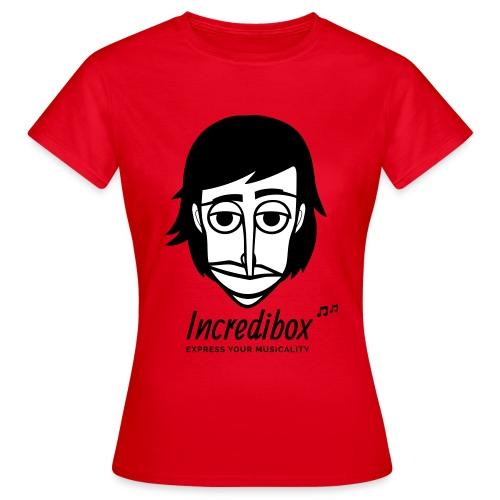OFFICIAL LOGO - T-shirt Femme