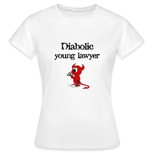 Diabolic - T-shirt Femme