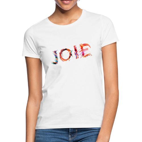 Joie 2 - T-shirt Femme