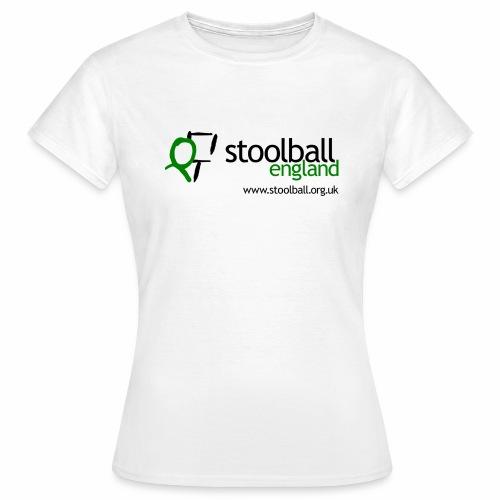 Stoolball England - Women's T-Shirt