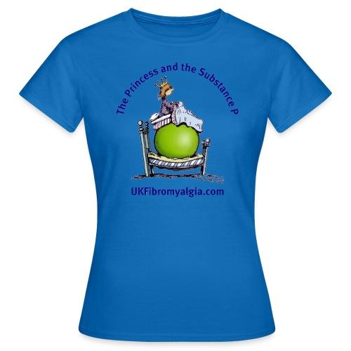 princesssubstancep1 - Women's T-Shirt