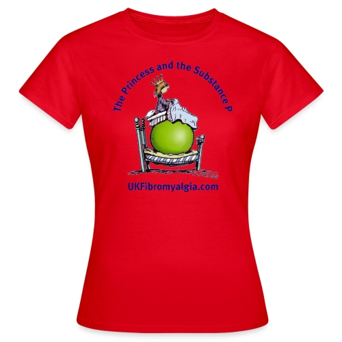 princesssubstancep1 - Women's T-Shirt