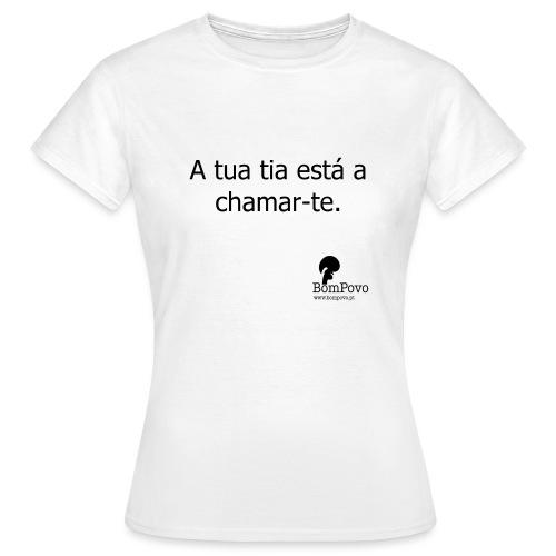 atuatiaestaachamarte - Women's T-Shirt