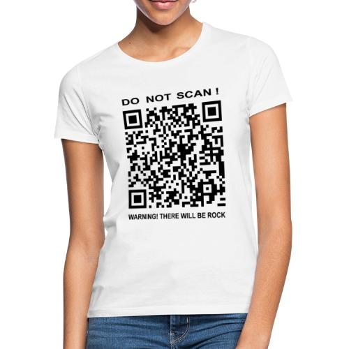 NOVOID Rock on Spotify - Frauen T-Shirt