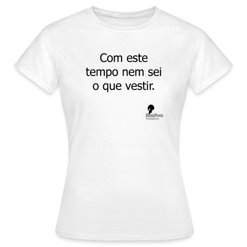 comestetempo - Women's T-Shirt