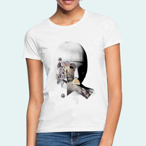 Change comes from within - Dame-T-shirt