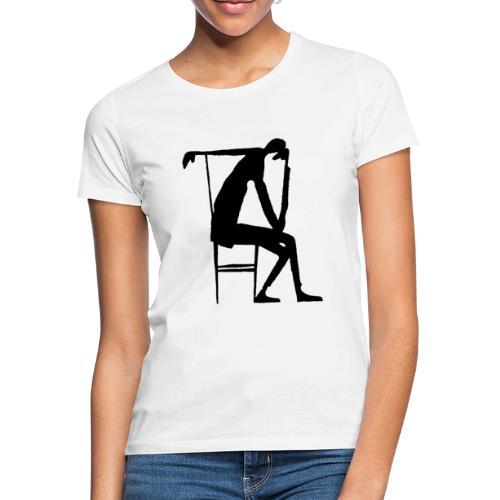 Franz Kafka - Der Denker - Frauen T-Shirt