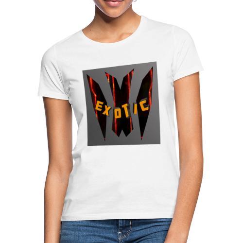 Exotic-Logo - Frauen T-Shirt