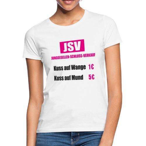 Junggesellen Schlussverkauf JGA - Frauen T-Shirt