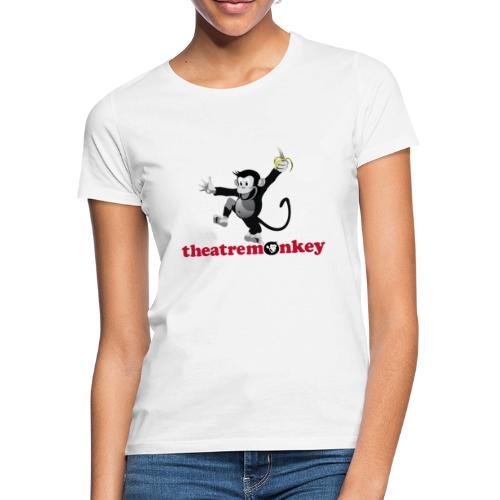 Sammy with Jazz Hands! - Women's T-Shirt