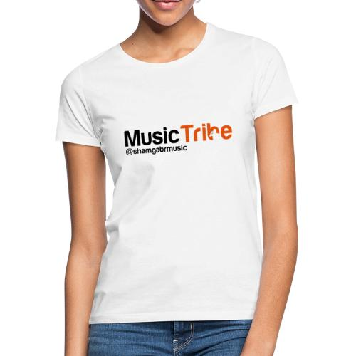 music tribe logo - Women's T-Shirt