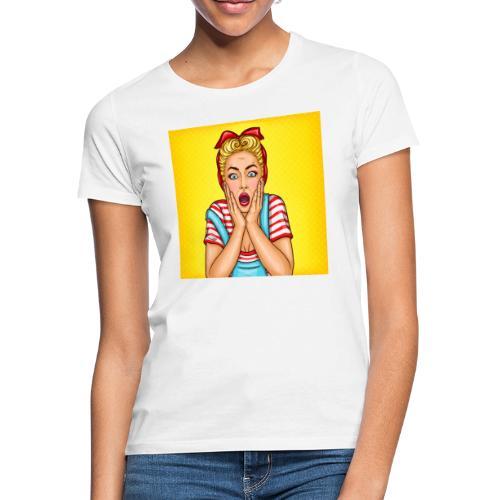 Asombro comic - Camiseta mujer
