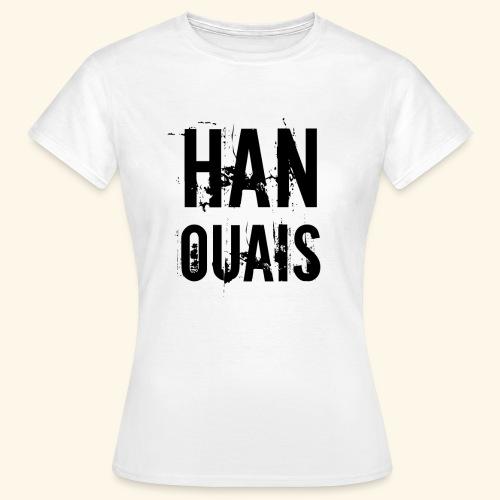 Han ouais basic tribunal charleroi - T-shirt Femme