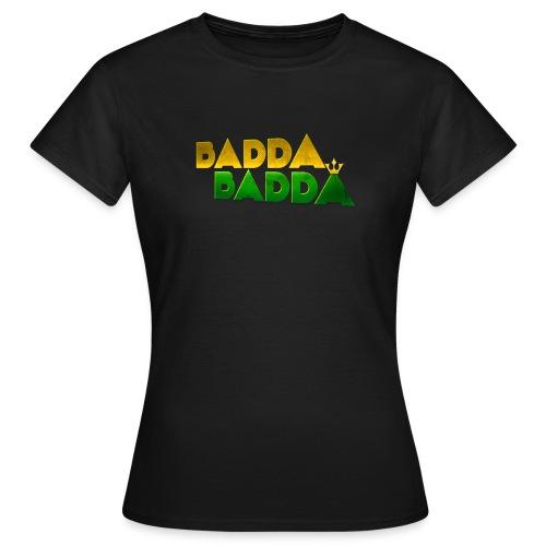 BLACK SHIRTS ONLY - Frauen T-Shirt