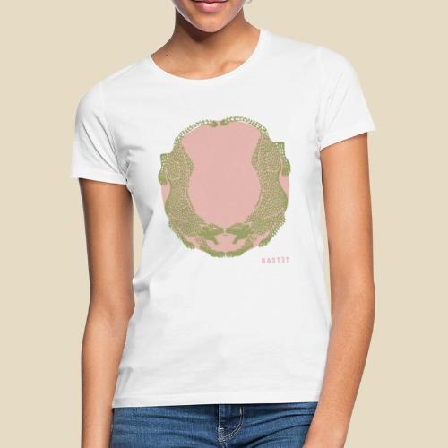 Leoparden Print - Frauen T-Shirt