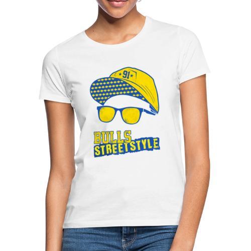 Bulls Streetstyle Yellow - Frauen T-Shirt