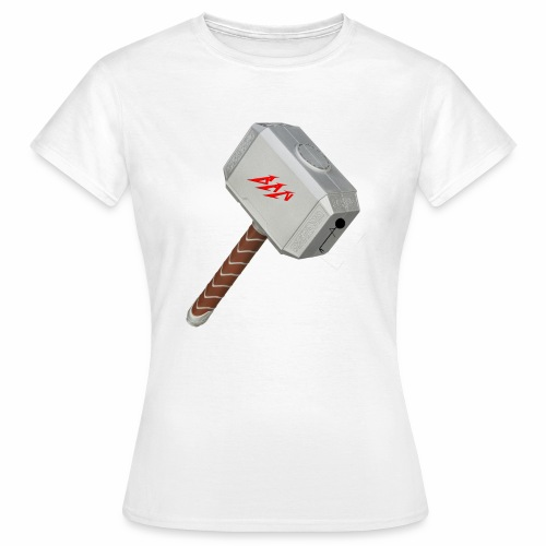 Premium BAN Hammer - Koszulka damska