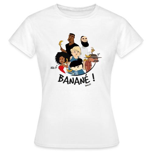 Banane - Bonne année - T-shirt Femme