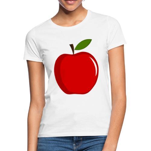 Apfel - Frauen T-Shirt