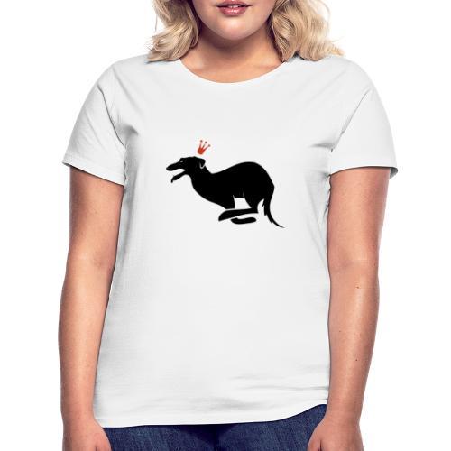 Galgo rey - Camiseta mujer