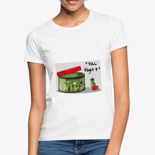 Full flight !!! - T-shirt Femme