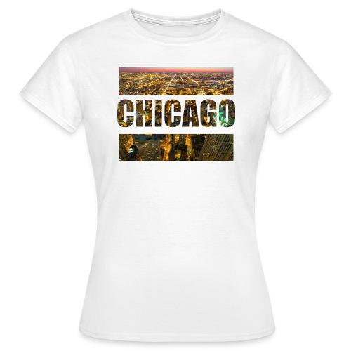 Chicago - Frauen T-Shirt