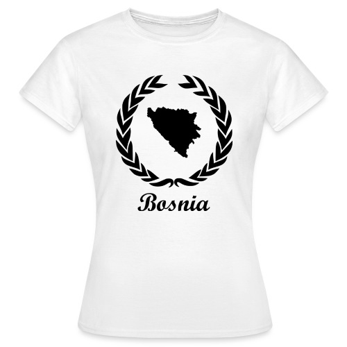 Connect ExYu Shirt Bosnia - Women's T-Shirt