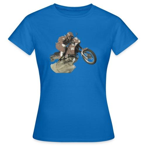 marlboro nx250 less saturation - Vrouwen T-shirt