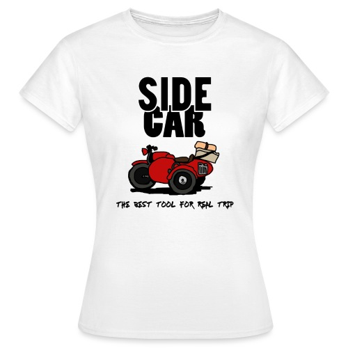 side TRIP - T-shirt Femme