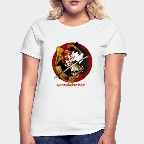 Geneworld - Ichigo - T-shirt Femme