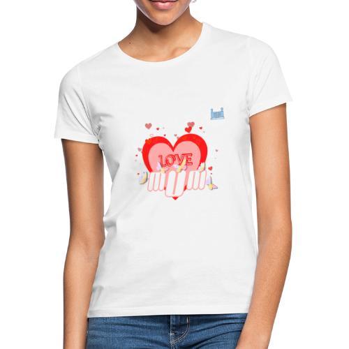 Love U Mum - Women's T-Shirt