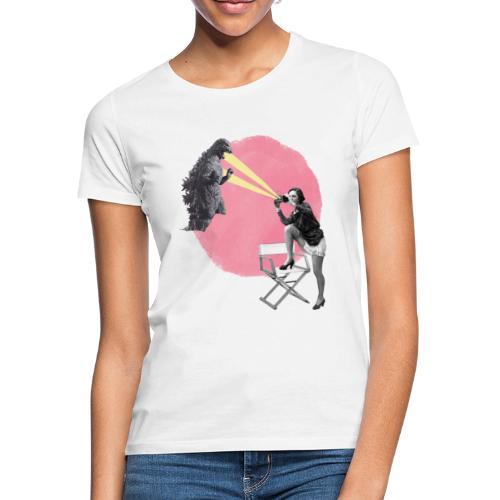 cine vintage - Camiseta mujer