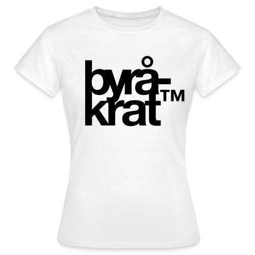 byrkrat01c - T-skjorte for kvinner