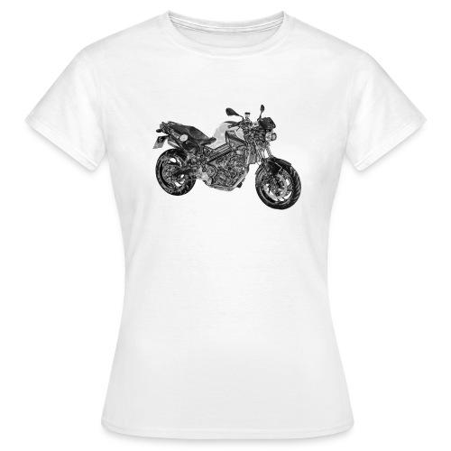 F800R Folie png - Frauen T-Shirt