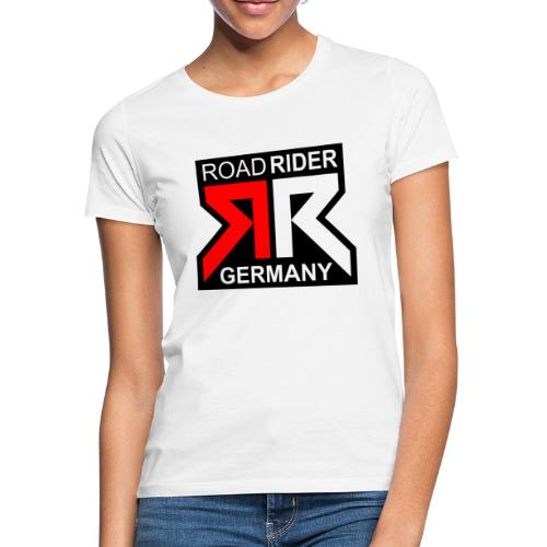 RoadRider | White II - Frauen T-Shirt