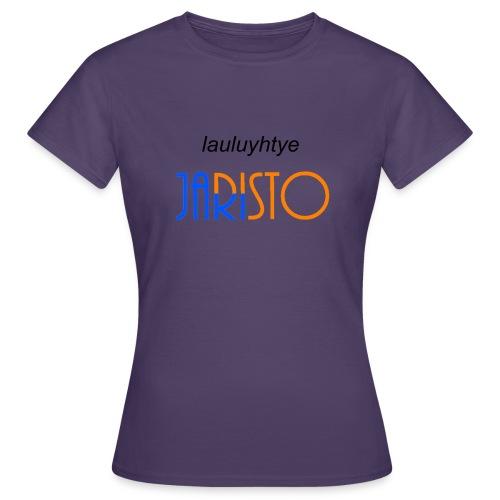 JaRisto Lauluyhtye - Naisten t-paita