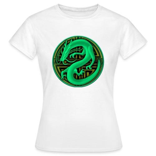 logo mic03 the gamer - Maglietta da donna