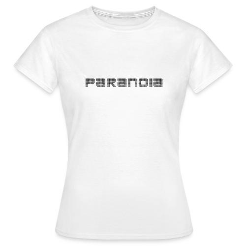 paranoia retro collection - T-shirt dam