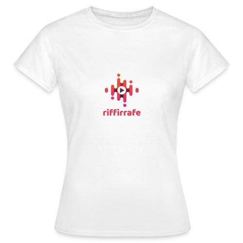 riffirrafe - Camiseta mujer