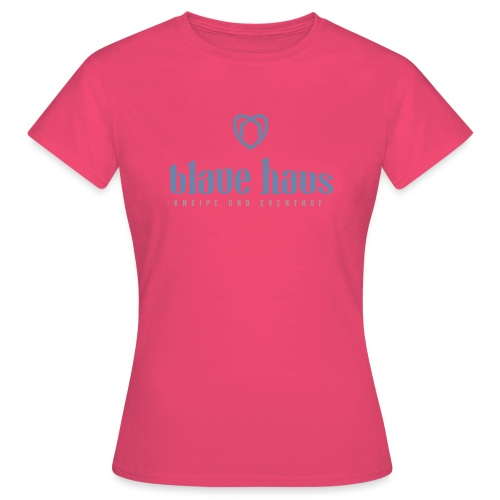 Blaue Haus Logo png - Frauen T-Shirt