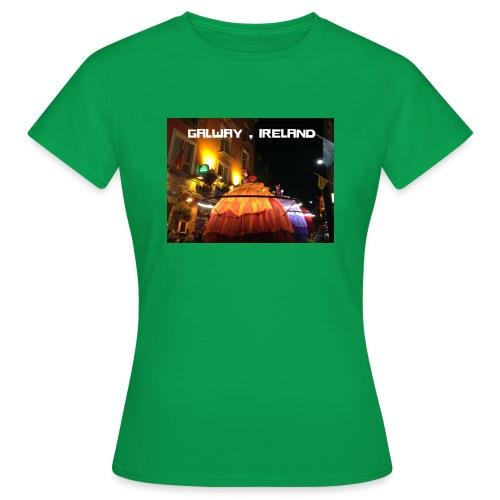 GALWAY IRELAND MACNAS - Women's T-Shirt