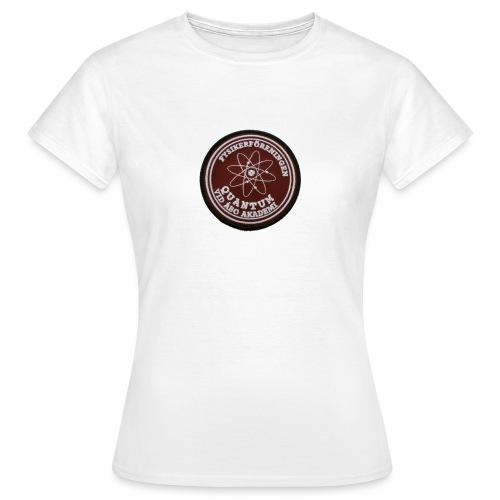 quantum - Naisten t-paita